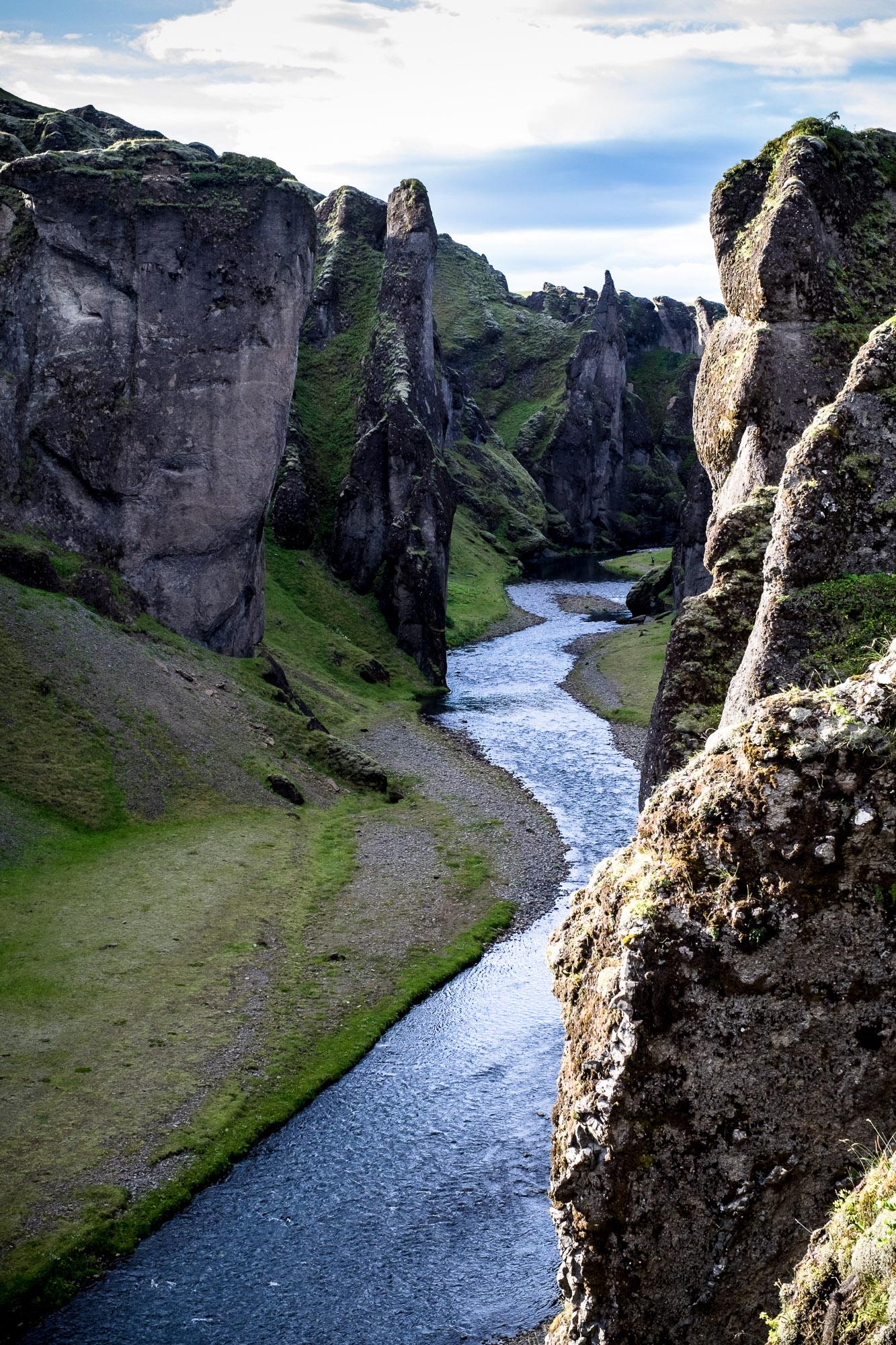 9000 Years (Fjaðrárgljúfur)