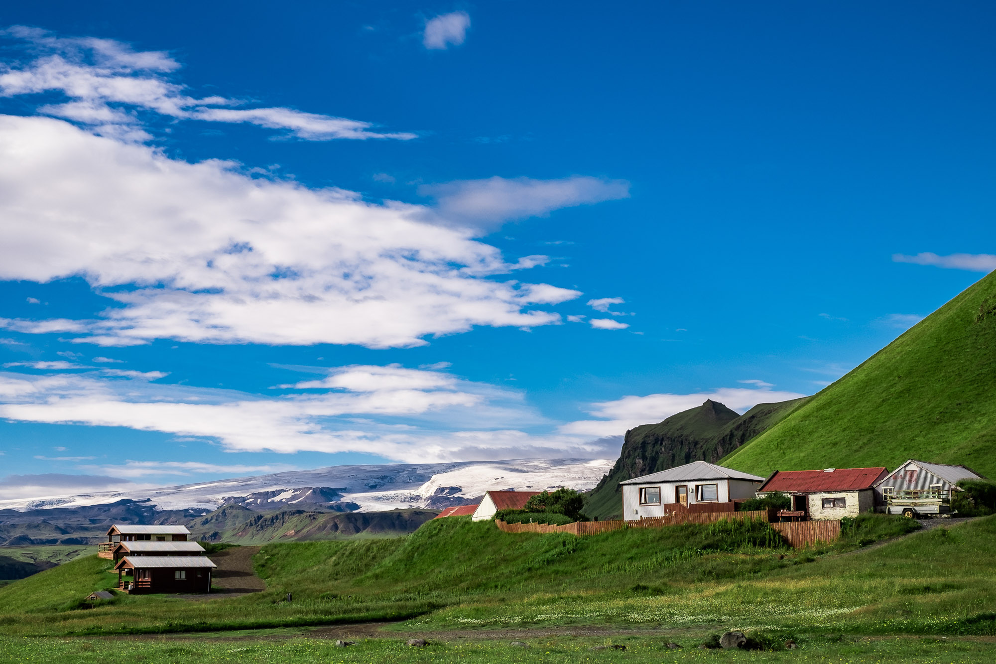 Mountain Village (Iceland)