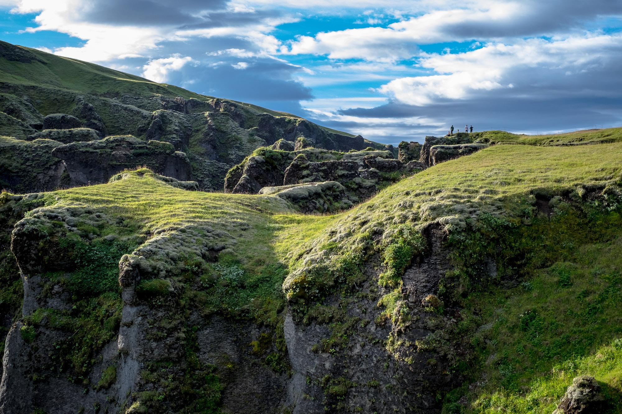 Canyon Perspective (Fjaðrárgljúfur)