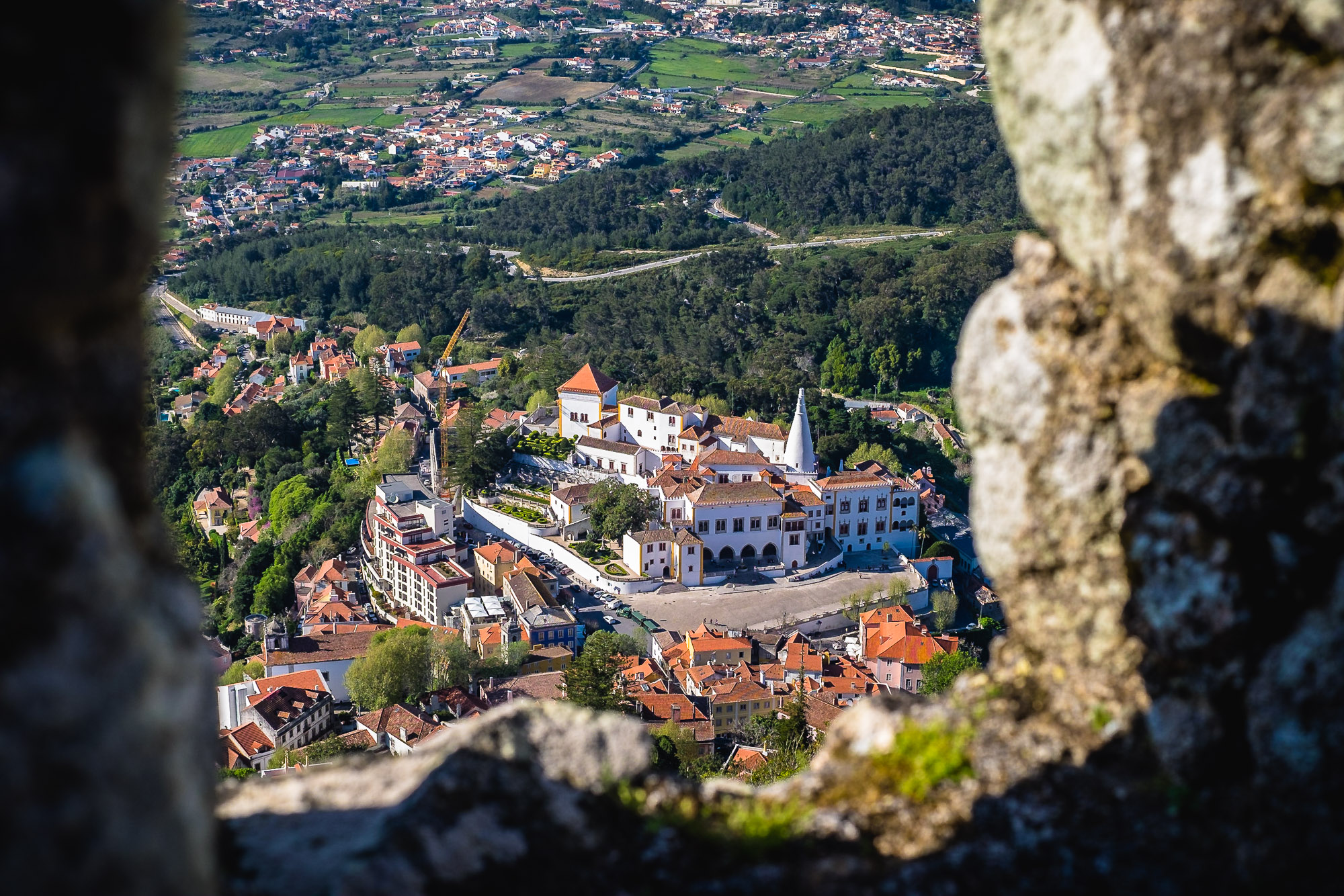 Castle Views (Sintra)