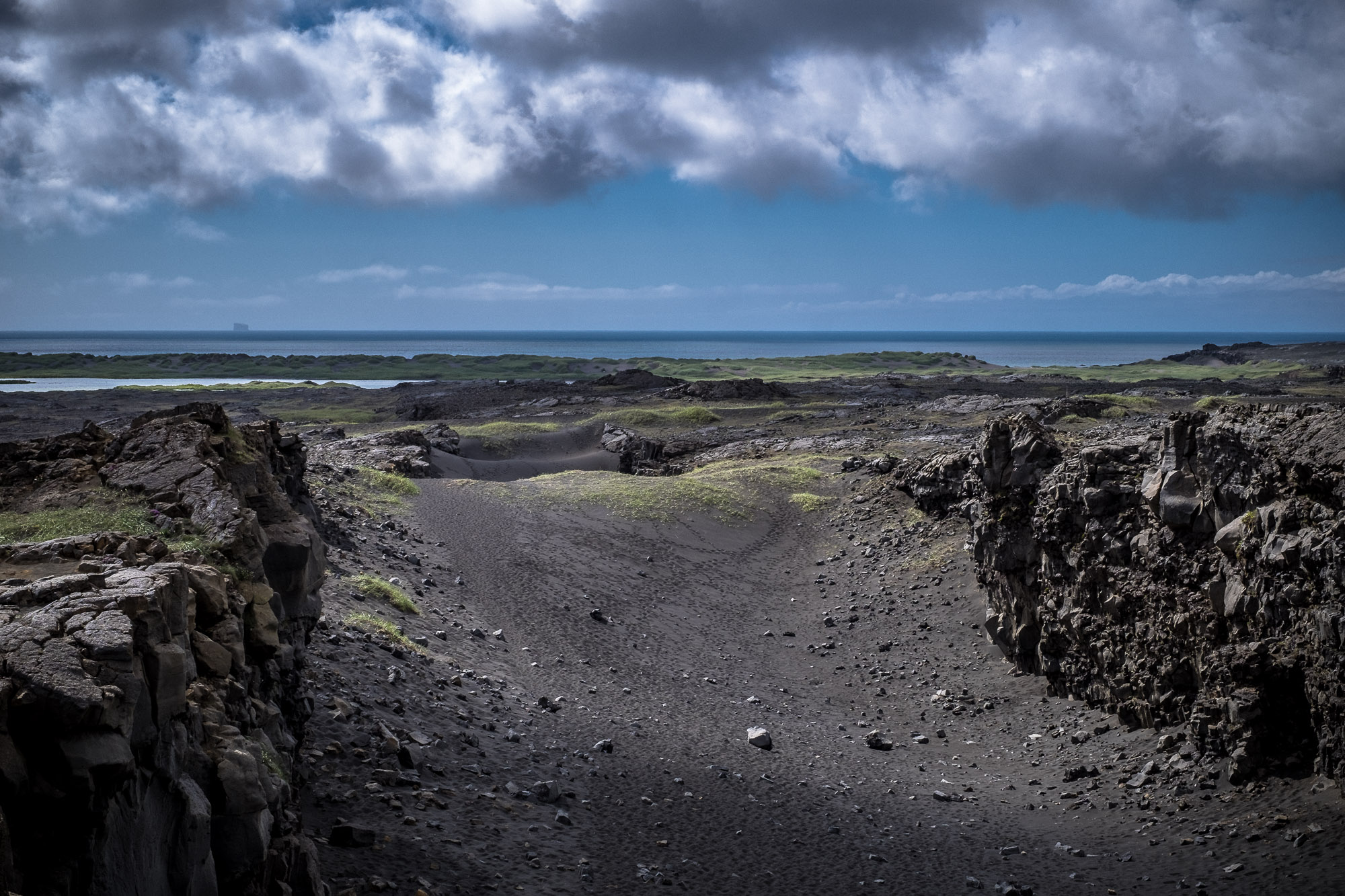 Continental Divide (Reykjanes)